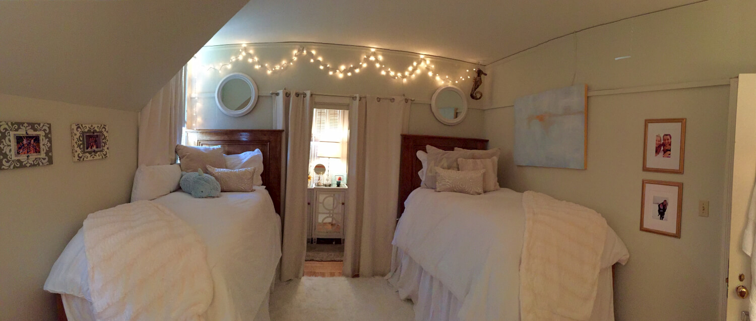 Ritz Carlton Or College Dorm Room You Tell Us Curtsy